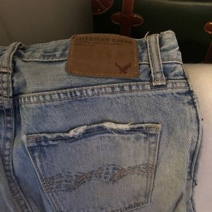 American Eagle Outfitters Jeans - Preloved minimally boyfriend jeans
